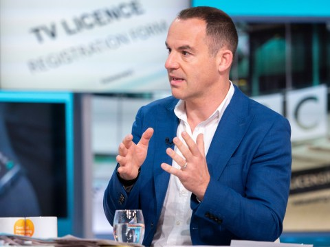 Martin Lewis on how to get a free TV licence