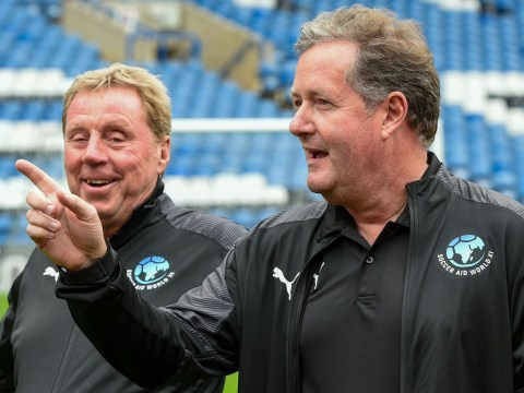 Harry Redknapp 'to launch podcast with Piers Morgan and Tyson Fury as guests'