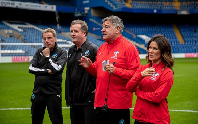'Attacking' Piers Morgan and Susanna Reid's Soccer Aid rivalry is going to make Monday very awkward