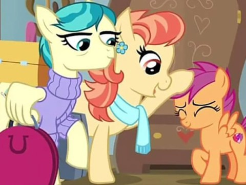 My Little Pony will introduce a lesbian couple in time for Pride Month