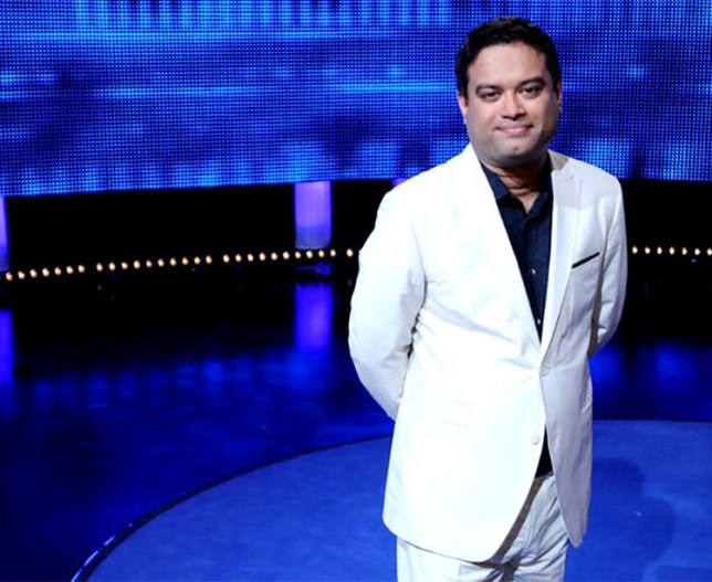 The Chase star Paul Sinha using his Parkinson's disease as material for comedy routines