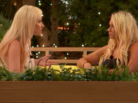 Love Island's Lucie Donlan in tears after reigniting feud with Amy Hart