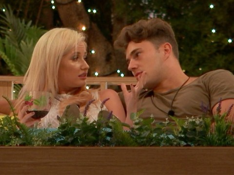 Chris Hughes suspects no one on Love Island actually fancies each other