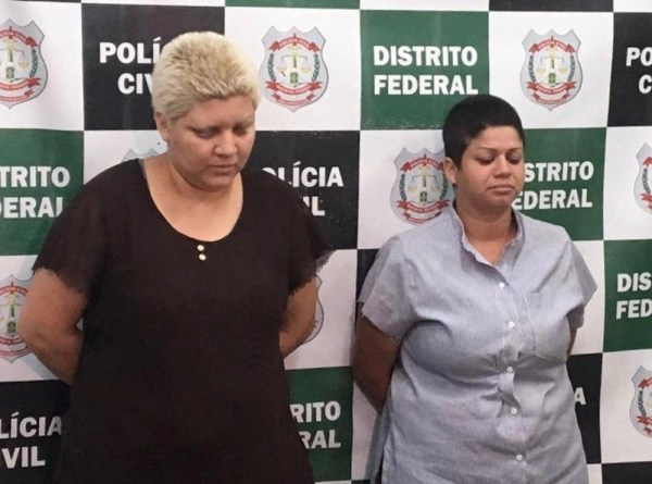 Rosana Candido and Kacyla Pessoa are accused of murder in Brazil
