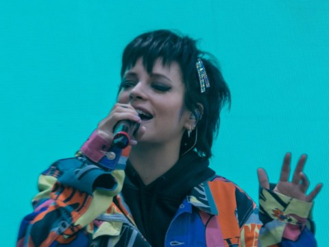 Lily Allen slams Isle Of Wight festival goers who interrupted Grenfell Tower minute's silence