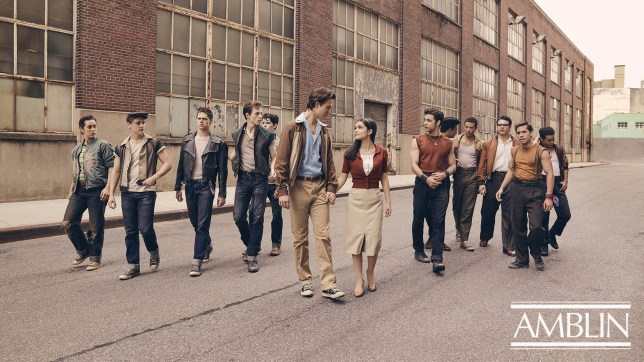 Picture: Amblin First look at West Side Story