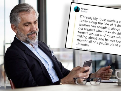 Man's slut-shaming comment about woman's LinkedIn headshot sparks fury over male entitlement