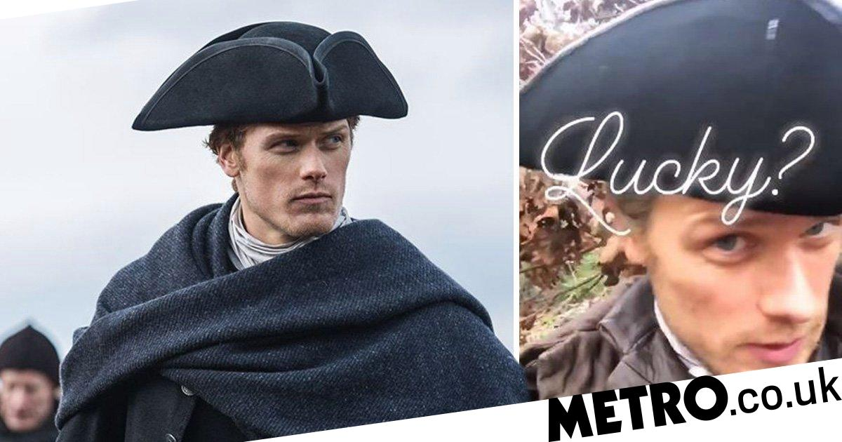 Outlander star Sam Heughan sh*t on while filming season 5 | Metro News