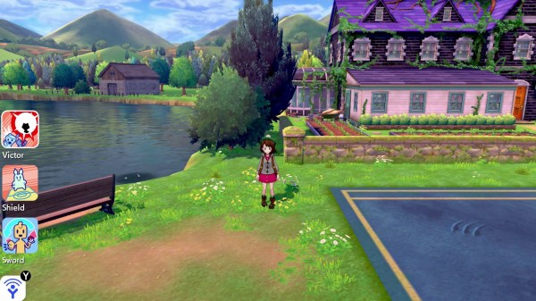 Pokémon Sword/Shield - the most green and pleasant Pokémon has ever been