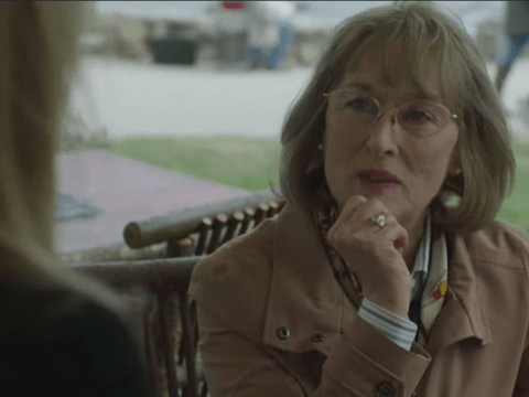 Big Little Lies fans are already tipping Meryl Streep for an Emmy as she steals Season 2 opener with a scream