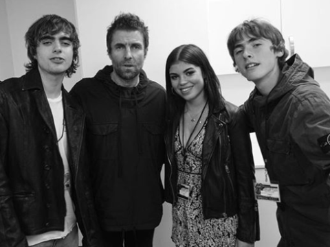 Liam Gallagher talks about his tears at first meeting with estranger daughter Molly Moorish, 21