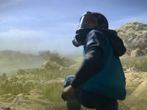 Call Of Duty: Modern Warfare features mustard gas attack on child playground
