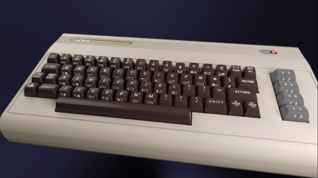 The C64 - not a console and not mini either