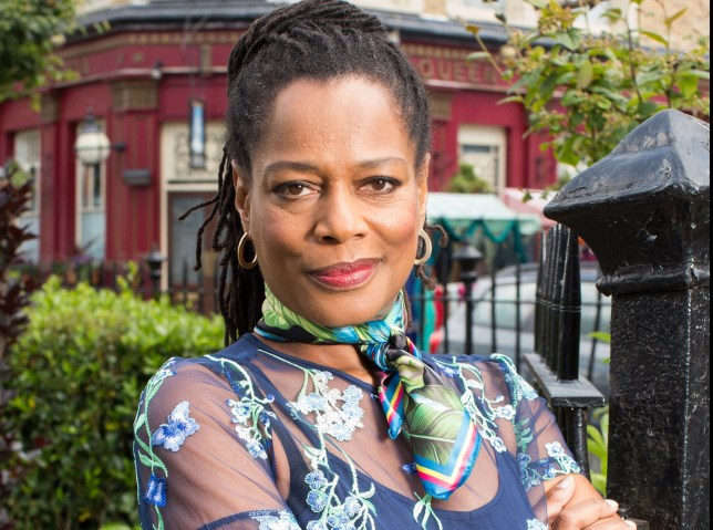 Sheree is a new lover for Patrick in EastEnders