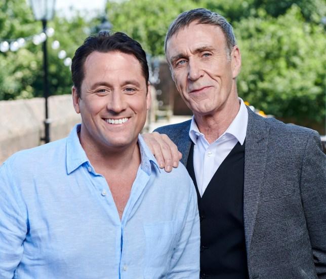 Hollyoaks Tony and Edward