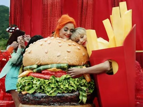 Taylor Swift's body language towards Katy Perry in You Need To Calm Down hints she's 'needier of the two'