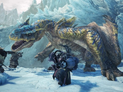 Monster Hunter: World Iceborne beta starts this Friday