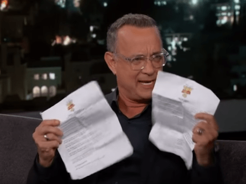 Toy Story 4 bosses go to great lengths to stop Tom Hanks revealing spoilers