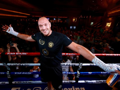 Tyson Fury not interested in being a celebrity as Las Vegas debut beckons, says Ben Davison