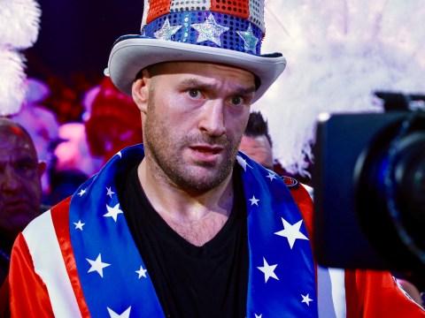 Tyson Fury slams Eddie Hearn's matchmaking skills after criticism of Tom Schwarz