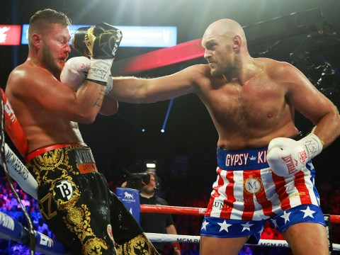 Tyson Fury's performance against Tom Schwarz slammed by his own brother