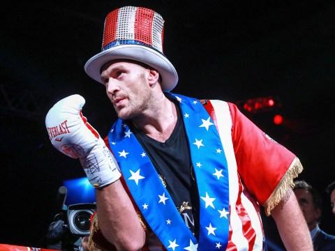 Metro.co.uk's Heavyweight Rankings: Tyson Fury reigns supreme ahead of Deontay Wilder and AJ