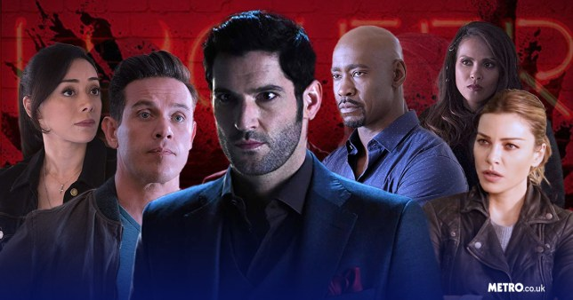 Lucifer cast only found out hours before we did that the show was ending after season 5