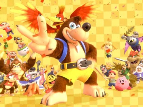 Banjo Kazooie and Dragon Quest Hero coming to Super Smash Bros. Ultimate as DLC characters