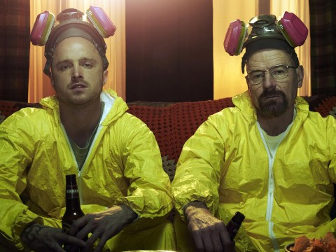 Aaron Paul hits back at Breaking Bad fans over booze uproar with exciting update on sequel
