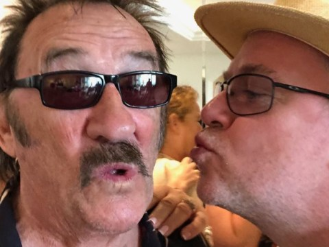 EastEnders Ian Beale actor Adam Woodyatt went on a boozy holiday to Spain with Paul Chuckle