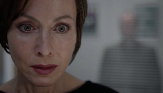 Connie faces a breakdown in Casualty
