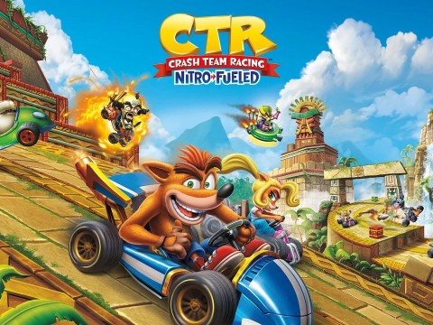 Crash Team Racing Nitro-Fueled review – Mario carted off