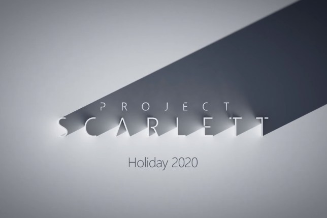 Project Scarlett logo (pic: Microsoft)
