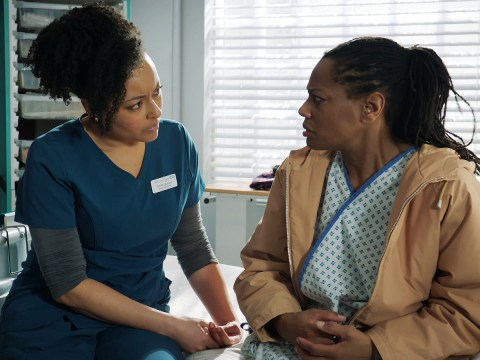 Holby City review with spoilers: An upsetting day for Xavier and Sacha