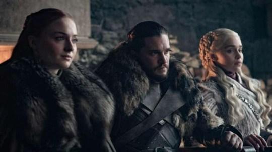Game Of Thrones Sophie Turner, Kit Harington