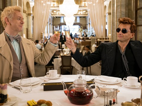 Will Good Omens get a spin-off? Creator Neil Gaiman shuts down hopes of a sequel