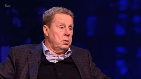 Harry Redknapp on Piers Morgan's Life Stories