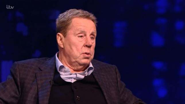 Harry Redknapp on Piers Morgan's Life Stories