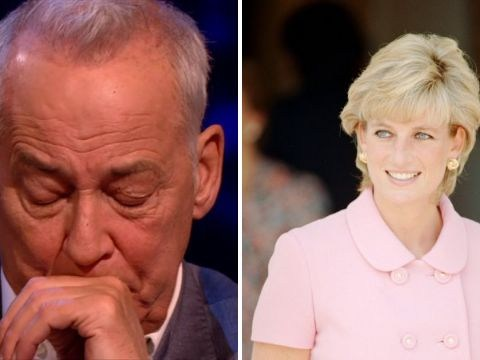 Michael Barrymore breaks down and says 'demise' would not have happened if Princess Diana was alive