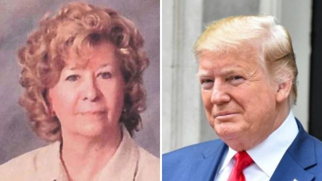 Teacher Georgia Clark was fired for tweeting Donald Trump to ask him to remove illegal immigrant students studying at her school