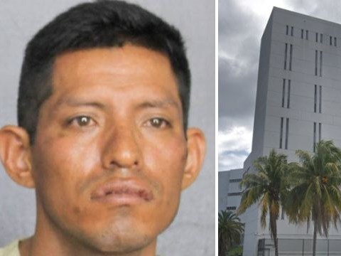 'Sex attacker raped woman as she slept next to her boyfriend'