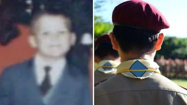 James Kretschmer, boy scouts, sexual abuse