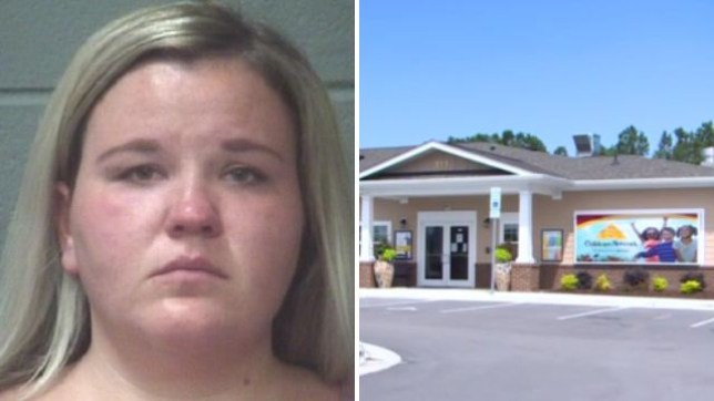 Bethan Pringle, Sneads Ferry, NC, child abuse, Child Care Network, Daycare, North Carolina