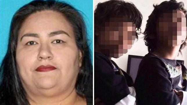 Gabiela Keeton, San Bernardino, California, gun, mom