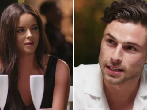 Love Island's Maura has no chill as she asks new boy Tom to get into bed with her on first date
