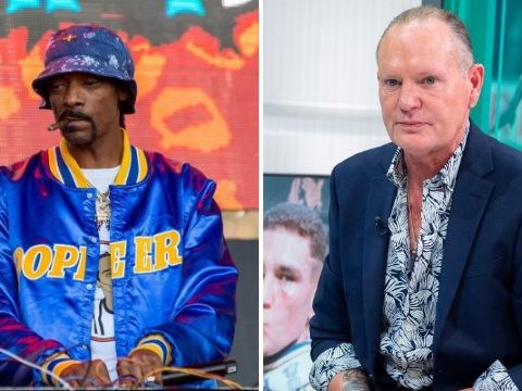 Snoop Dogg faces backlash for 'disrespectful' jibe over Paul Gascoigne substance abuse struggles