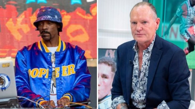 Snoop Dogg posted a 'disrespectful' meme about Paul Gascoigne