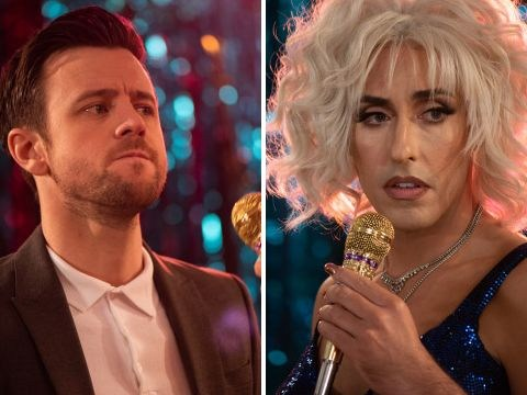 Hollyoaks spoilers: Levi Rochester and Scott Drinkwell offended at each other in drag show mishap