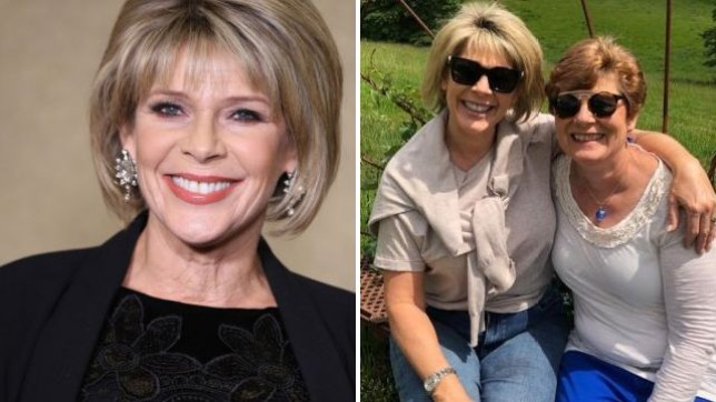 Ruth Langsford and sister Julie