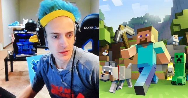 Ninja's not a pro at everything
